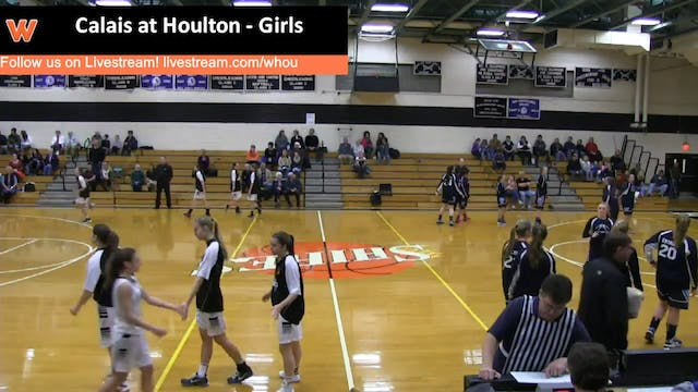 Houlton v Calais Girls 1-12-16