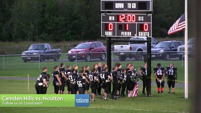 Camden Hills vs. Houlton Broadcast 9-...