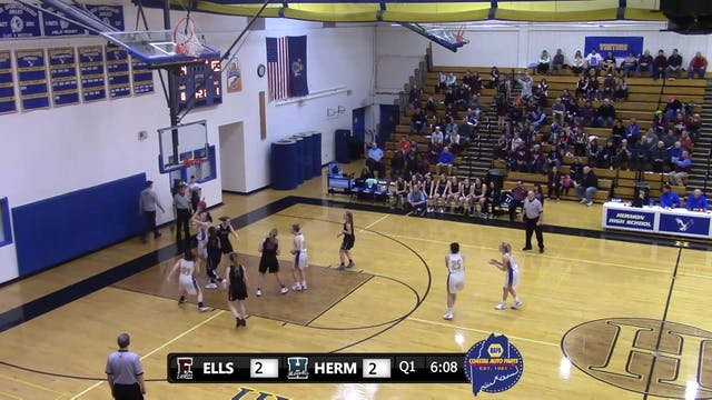Ellsworth at Hermon - Girls - January...