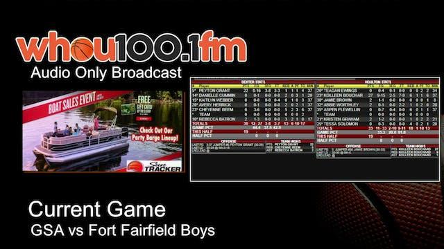 Bangor Tournament Coverage - Live Sta...