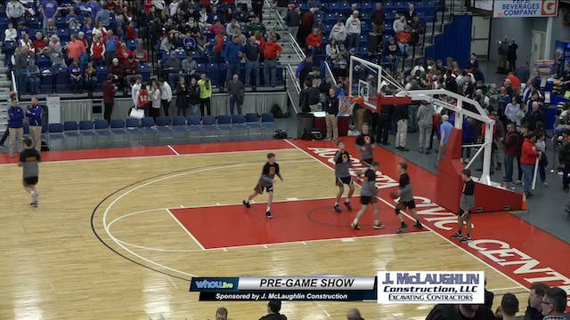 #30 Class A Boys - North Semi-Final H...