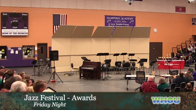 Jazz Festival 2014 Awards - Friday Night