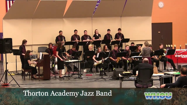 Thorton Academy Jazz Band