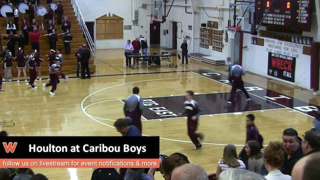 Houlton @ Caribou Boys