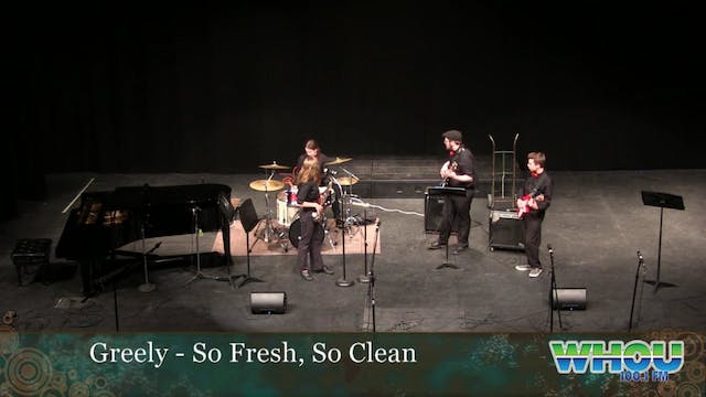 Greely - So Fresh, So Clean