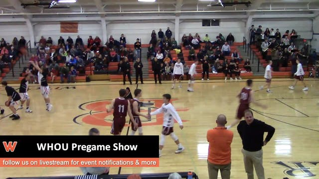 Bangor at Brewer - Boys - December 18...
