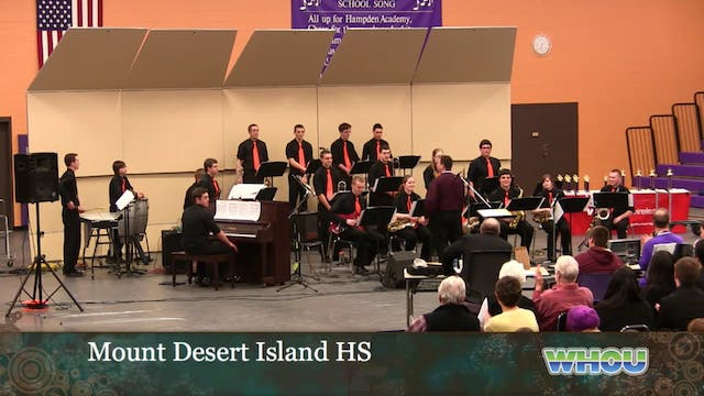 Brewer HS Jazz Ensemble