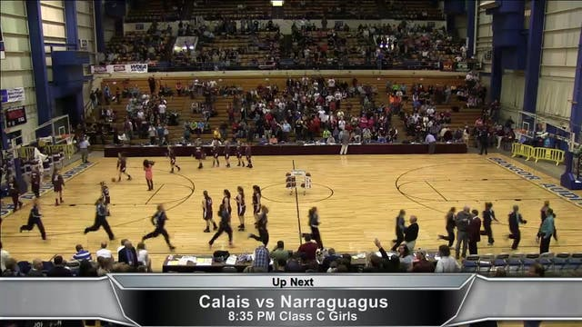 Calais vs Narraguagas Girls