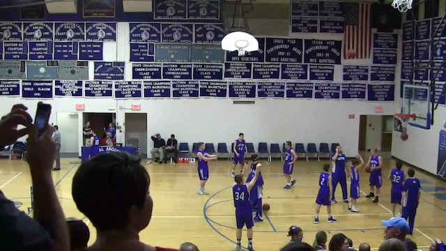 Easton @ Central Aroostook Boys 1-23-17