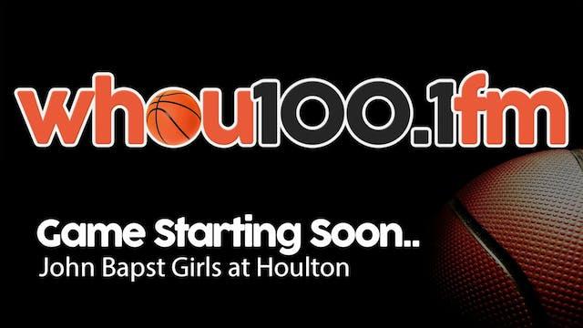 John Bapst Girls at Houlton