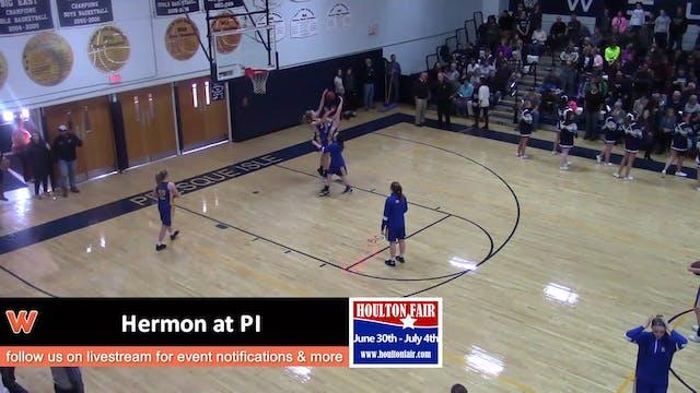 Hermon at Presque Isle 2-3-18