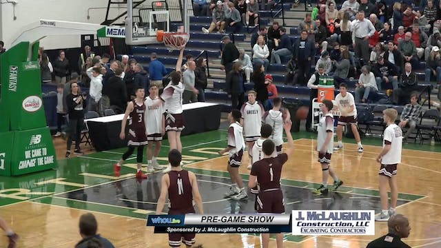 #24 Class A Boys - South Semi-Finals ...