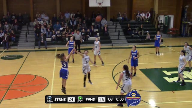 Schenck at PVHS - Girls - January 25,...