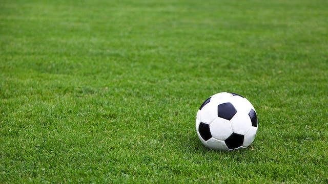 Camden Hills at Bangor Boys JV Soccer...