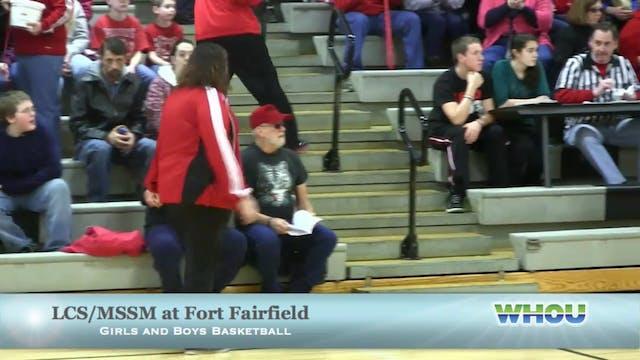 Limestone vs Fort Fairfield Girls 12/...
