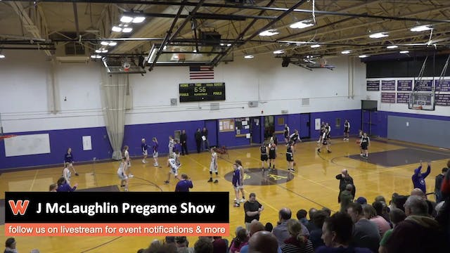 Houlton at SACHS - Girls - December 2...