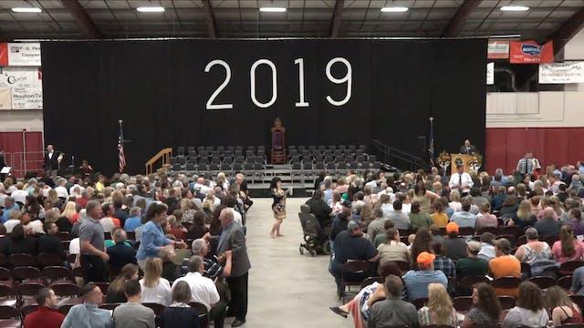 2019 Houlton Graduation