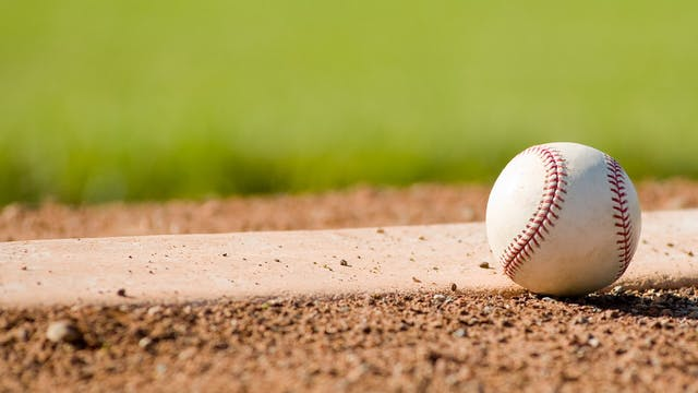 Mansfield Stadium Bangor Baseball Varsity 2021