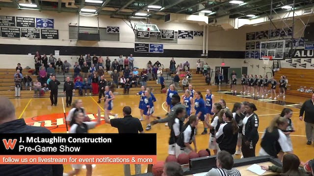 CAHS at Houlton - GIrls - December 12...