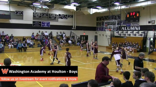 WA at Houlton - Boys