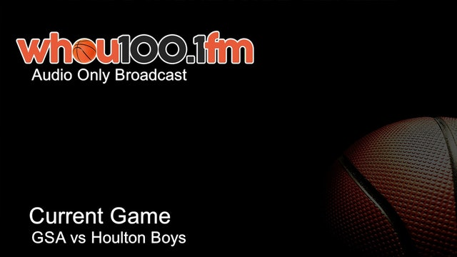 Bangor Tournament Coverage - Live Stats and Audio GSA vs Houlton Boys