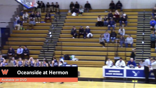 Oceanside at Hermon 1-12-18 Boys and ...