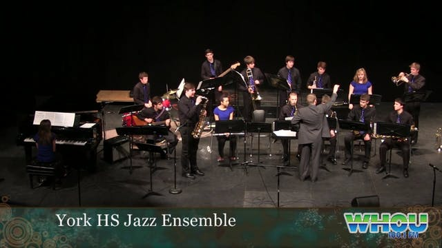 York High School Jazz Band