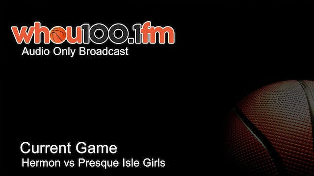 Bangor Tournament Coverage - Live Stats and Audio Hermon vs Presque Isle Girls