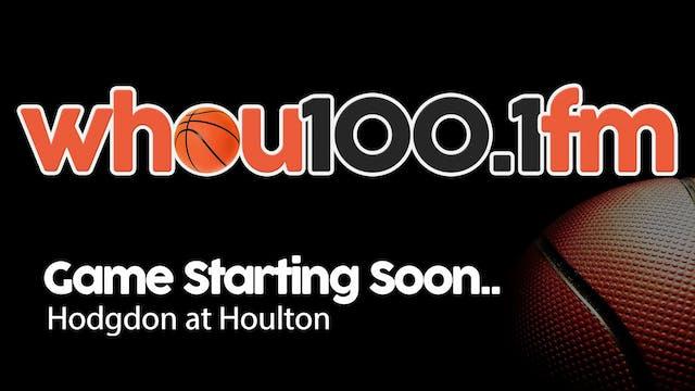 Hodgdon Girls at Houlton 2-8-18