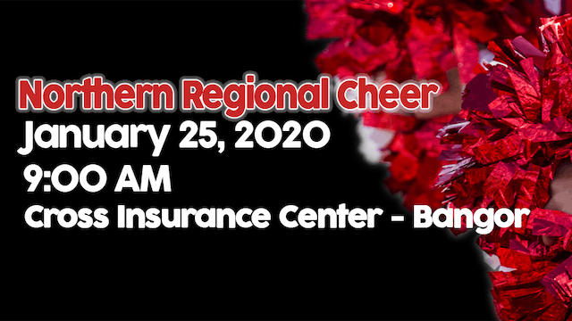 North Region Cheer 2020 - Bangor