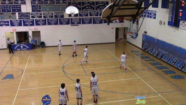 Ft Fairfield at CAHS Boys JV Basketba...
