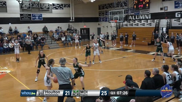 MDI Girls at Houlton - 12/7/2019