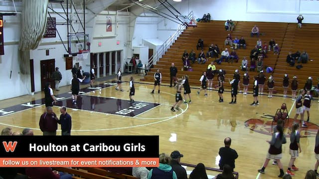Houlton @ Caribou Girls