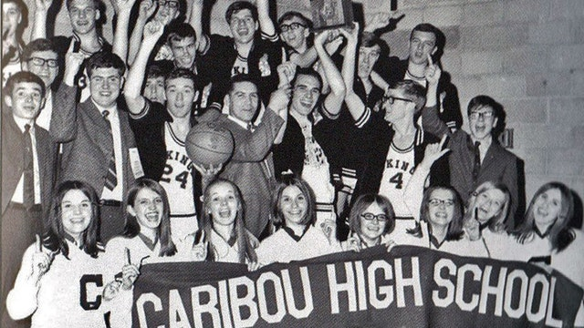 1969 LL Caribou vs Westbrook State Championship