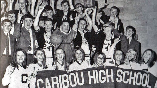 1969 LL Caribou vs Westbrook State Ch...