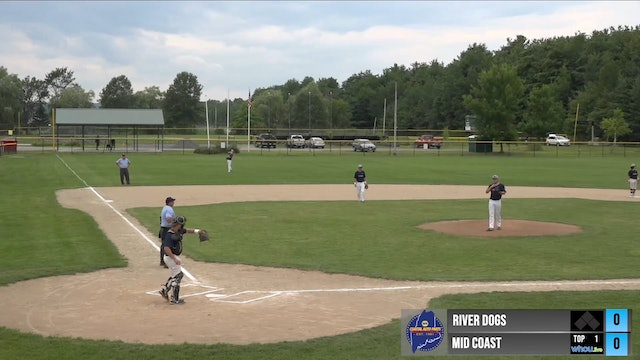 River Dogs vs Mid Coast 19U 8/9/20