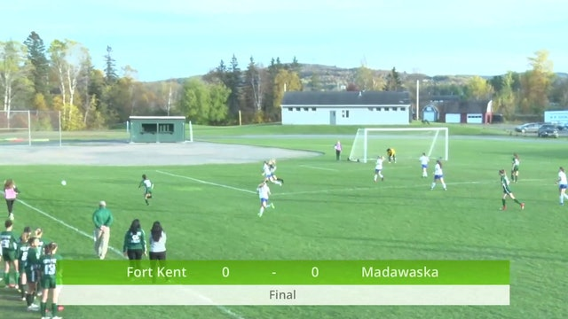 Madawaska at Fort Kent – Soccer