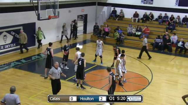 Houlton at Calais - Boys