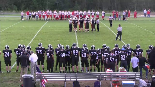 Dexter Tigers vs Houlton Shires Footb...
