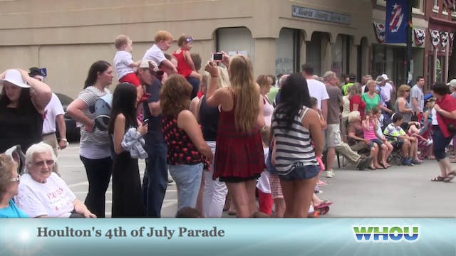 Houlton Maine July 4, 2014 Parade