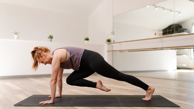 11 Minute Mat Quickie with Emily