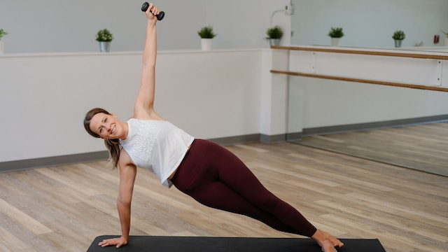 10 Minute Cardio & Core with Siobhan