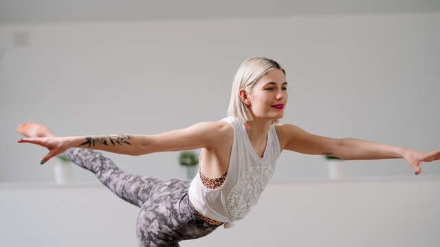 40 Minute Full Body Barre with Kerry
