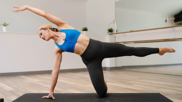 45 Minute Full Body Barre with Bailey