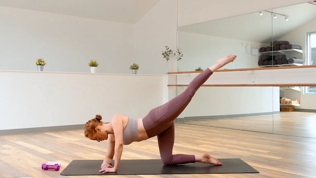 40 Minute Full Body Barre with Emily