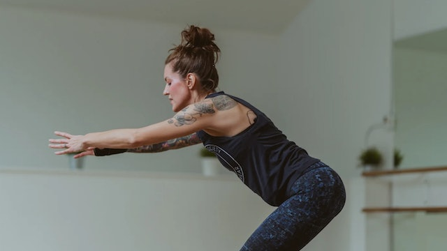 30 Minute Full Body Workout with Tanis