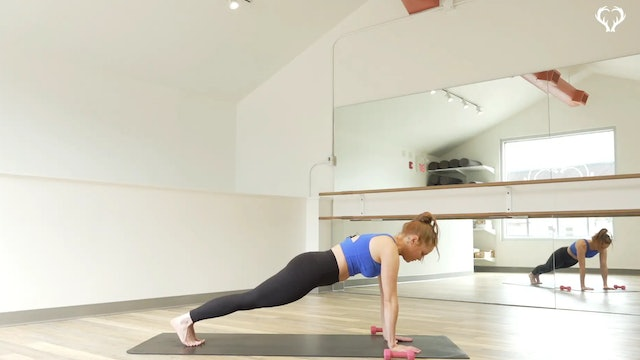 10 Minute Core Blast with Emily
