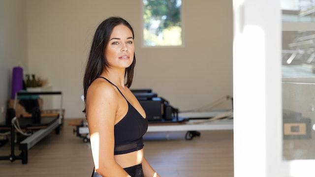 Pilates for Runners Programme
