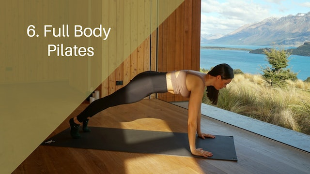 Full Body Pilates