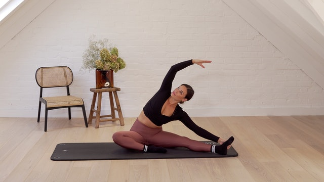 Lower Body + Back Stretches